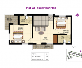 Plot-22 FIRST FLOOR