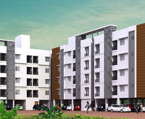 Block A View