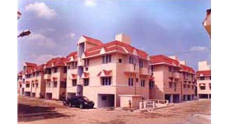 Doshi Mahalakshmi Enclave Flats