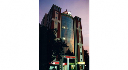 Doshi Commercial Towers in Kilpauk
