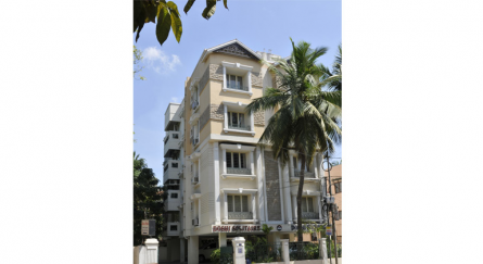 Doshi Solitaire Apartments in Kilpauk