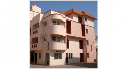 Doshi Nivedita Apartments in Royapuram
