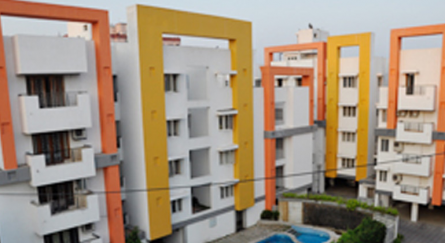 Doshi llanstephan Apartments in Chetpet