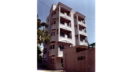 Doshi Serenity Apartments in Kilpauk