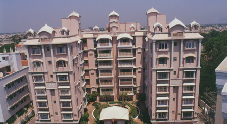 Doshi Siddarth Palace Apartments