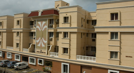 Doshi Residential Apartments in Mogappair