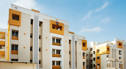 Ready to occupy Apartments Perungudi