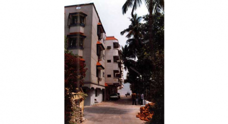 Doshi Regency Apartments in Kilpauk