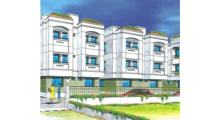 Doshi Trident Apartments