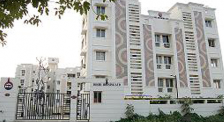 Doshi Trinity Residential Apartments